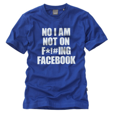 tee shirt anti facebook